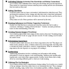 Seven Reading Comprehension Strategies: Ideas for Lit. Response