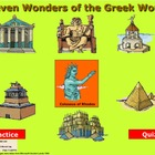 Seven Wonders of the Greek World - Bill Burton