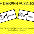 Sh Digraph Puzzles - 21 Puzzles Included Plus Follow Up Ac
