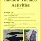 Shadow Themed Activity Pack CCSS
