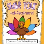 Shake Your Tail-feathers! {Turkey Projects}