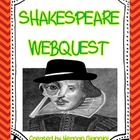 Shakespeare Webquest ( Shake&#039;s Life-Works-Times-The Globe)