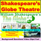 Shakespeare's Globe Theatre : PowerPoint