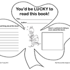 Shamrock March Book Review form