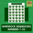 Shamrock Sequencing 1-30
