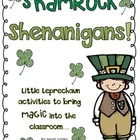 Shamrock Shenanigans