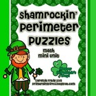 Shamrockin&#039; Perimeter Puzzles FREEBIE