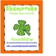 Shamrocks!  A Pocket Chart Activity