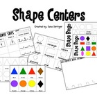 Shape Centers