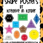Shape Posters: Jungle Theme