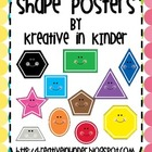 Shape Posters: Polka Dots Theme