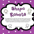 Shape Robots Great w/ CCGPS Unit 3