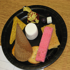 Shape Sort and Snack Activity