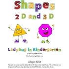 Shape Unit 2D and 3D Shapes
