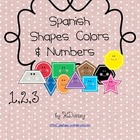 Shapes, Colors, and Numbers in Spanish