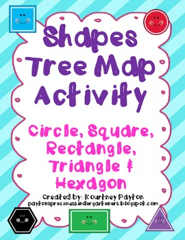 Shapes Cooperative Group Activity - K.G.2