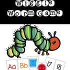 Shapes, Numbers and Letters Wiggle Worm Game