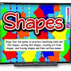 Shapes SMART BOARD Game