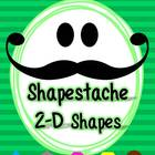 Shapestache 2-D Shapes