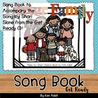 Shari Sloane Letter Family Fun Music Book