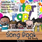 Shari Sloane Letter Pop Fun Music Book