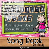 Shari Sloane's Spelling Words Fun Music Book