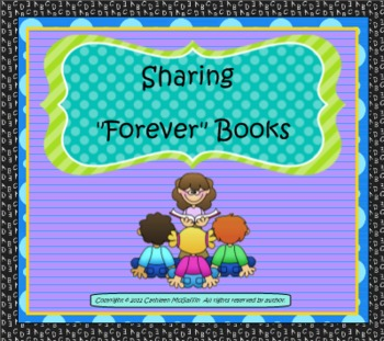 "Sharing ""Forever Books"""