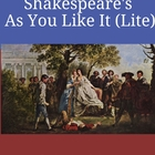 Sharing Shakespeare's As You Like It (Lite)