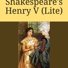 Sharing Shakespeare's Henry V (Lite)