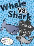 Sharks vs. Whales ELA and Science Unit