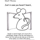 "Shelf Mouse - ""Just in Case You Haven't Heard"" Set 6 - Pos"