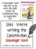 """Shh! We're writing the Constitution"", Scavenger Hunt and KEY!"