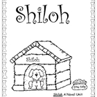 Shiloh Reading Literature Unit