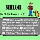 Shiloh SMARTboard Lesson Treasures Series