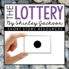 Shirley Jackson's Short Story The Lottery: Lesson, Assignm