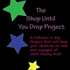 Shop Until You Drop Math Decimal Project