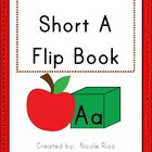 Short A Activity Flip Book