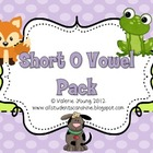Short O Vowel Pack
