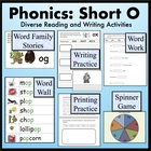 Short O Word Families: Phonics and Writing Fundamentals