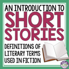Short Story Introduction - Literary Devices and Short Stor