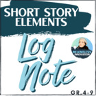 Short Story Notes Chart - Graphic Organizer