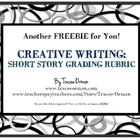 Short Story Rubric Creative Writing Peer &amp; Teacher Editing