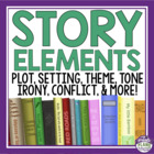 Short Story Terms and Literary Devices - Mini Unit