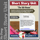 Short Story Unit:  The Toll-House by W.W. Jacobs