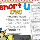 Short U CVC - 5 Interactive Activities