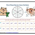 Short Vowel Fun Pack