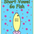 Short Vowel Go Fish Center Game
