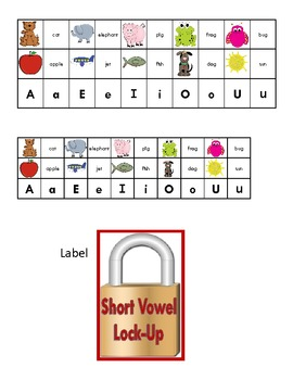 Short Vowel Lock-Up