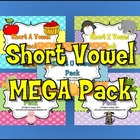 Short Vowel MEGA Pack