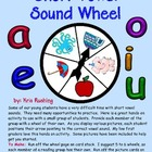 Short Vowel Sound Wheel